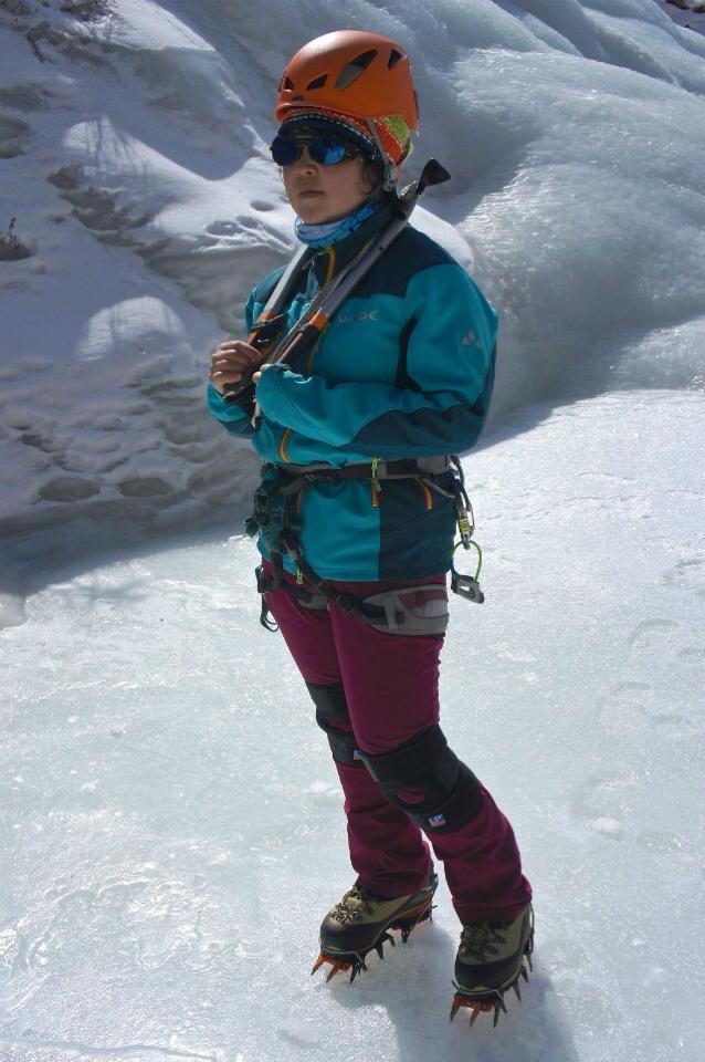 Dr. Tanna Wuran, himalaya journey