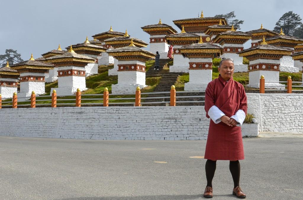Mindu Dorji, himalaya journey